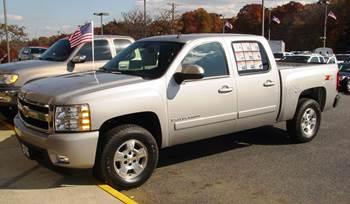 2007-2013 Chevrolet Silverado and GMC Sierra Crew Cab