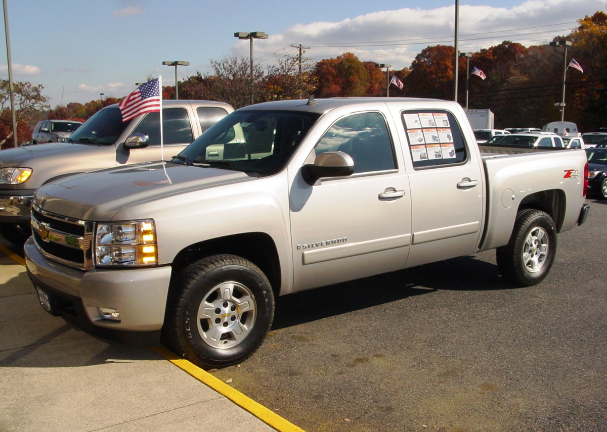 2007-2013 Chevrolet Silverado and GMC Sierra Crew Cab Car ...
