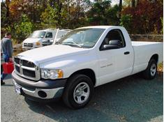 2002-2005 Dodge Ram 1500 Regular Cab