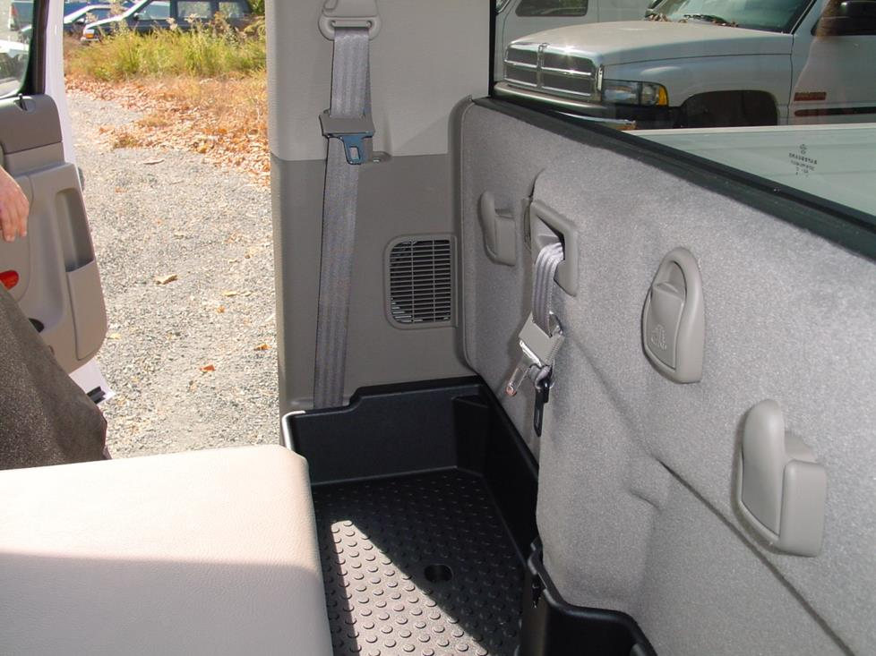 Rearside on 1997 Dodge Ram 1500 Single Cab