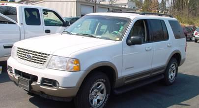 2002-2004 Ford Explorer