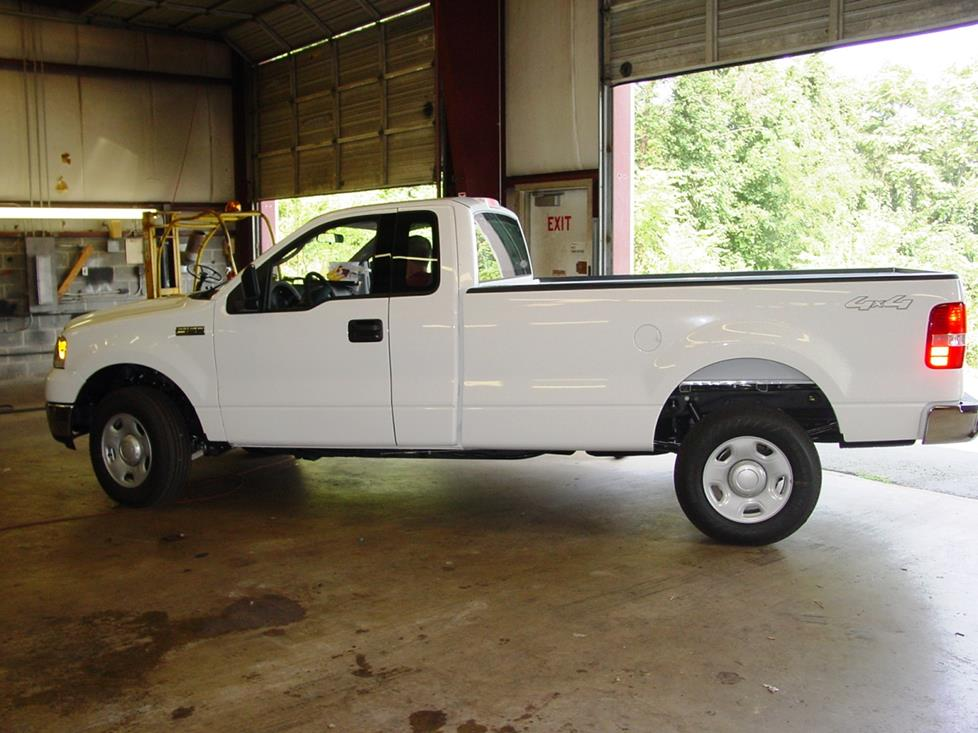 2004 Ford F-150 Regular Cab