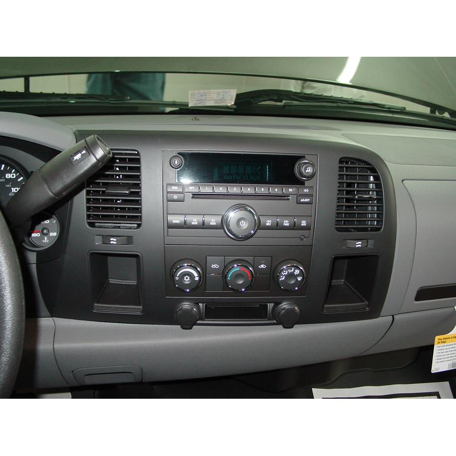 2014 GMC Sierra 2500/3500 Factory Radio