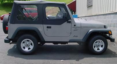 1997-2002 Jeep Wrangler