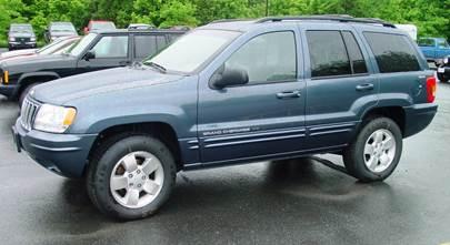 1999-2004 Jeep Grand Cherokee