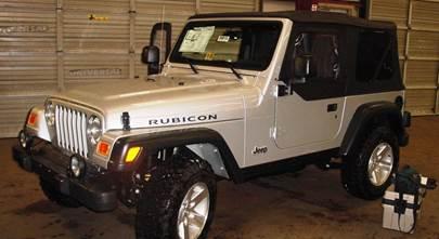 2003-2006 Jeep Wrangler