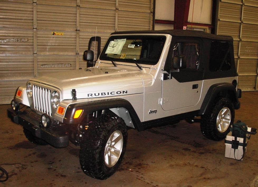 Upgrading the Stereo System in Your 2003-2006 Jeep WranglerCrutchfield