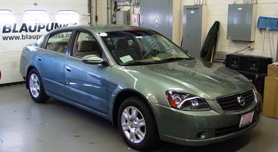 2005-2006 Nissan Altima