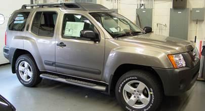 2005-2012 Nissan Xterra