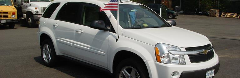 2006 Chevrolet Equinox - find speakers, stereos, and dash kits that