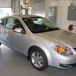 exterior chevrolet cobalt audio radio, speaker, subwoofer, stereo  at alyssarenee.co