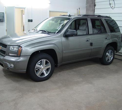 2007 Chevrolet TrailBlazer Exterior