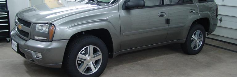 2003 Chevrolet TrailBlazer EXT Exterior
