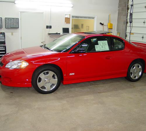 2007 Chevrolet Monte Carlo - find speakers, stereos, and dash kits