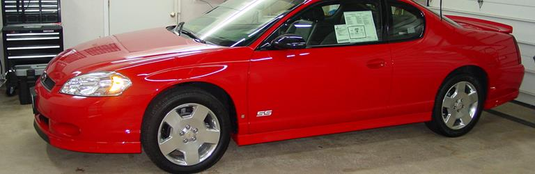 2006 Chevrolet Monte Carlo Exterior