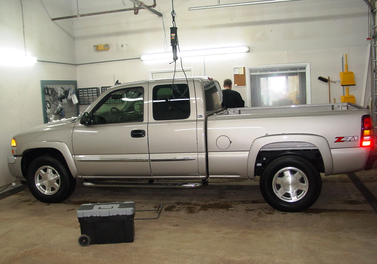 exterior 2003 2007 chevrolet silverado 1500 extended cab car stereo profile GMC Wiring Schematics at bayanpartner.co