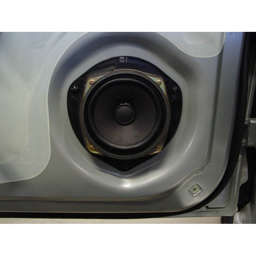 2005 Chevrolet Aveo Front door speaker