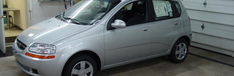 2004 Chevrolet Aveo Find Speakers Stereos And Dash Kits That Fit