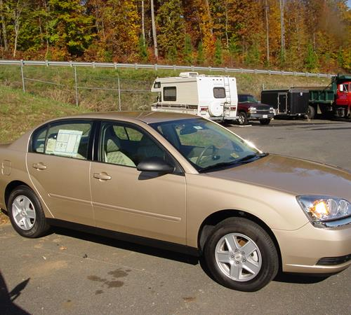 2008 Chevrolet Malibu (Classic)