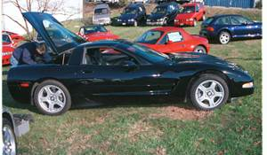 1999 Chevrolet Corvette - find speakers, stereos, and dash