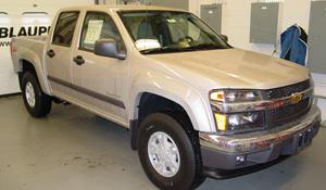 2004 Chevrolet Colorado Exterior