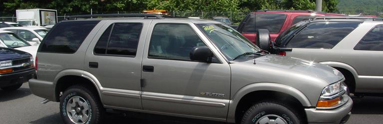 1999 GMC Jimmy Exterior