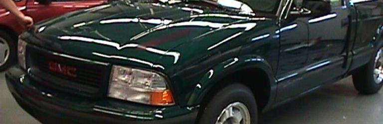 1998 Chevrolet S10 Exterior