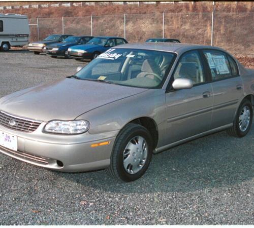 2005 Chevrolet Malibu Clic Exterior
