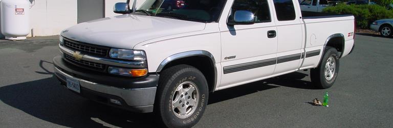 2002 Chevy Silverado Security Light Stays On