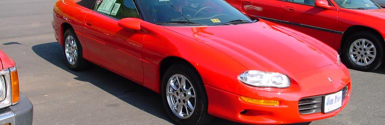 2001 Chevrolet Camaro Find Speakers Stereos And Dash