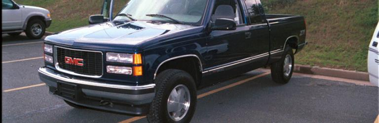 1996 gmc sierra find speakers, stereos, and dash kits that 1996 Gmc Slt Wiring Diagram wiring diagram to hotwire a 1998 gmc