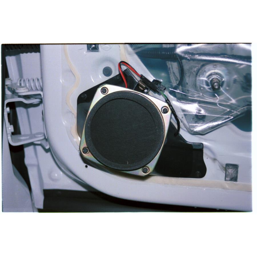2001 Chevrolet Lumina Front door speaker