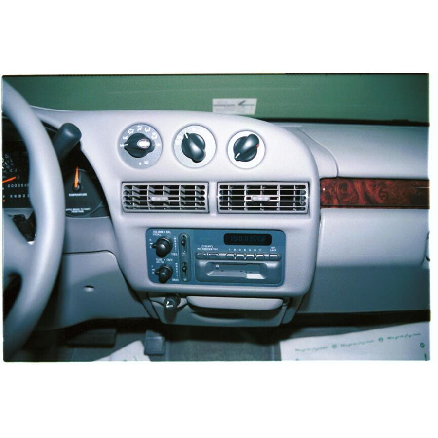 2001 Chevrolet Lumina Factory Radio