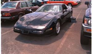 1995 Chevrolet Corvette - find speakers, stereos, and dash