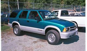 1996 GMC Jimmy Exterior