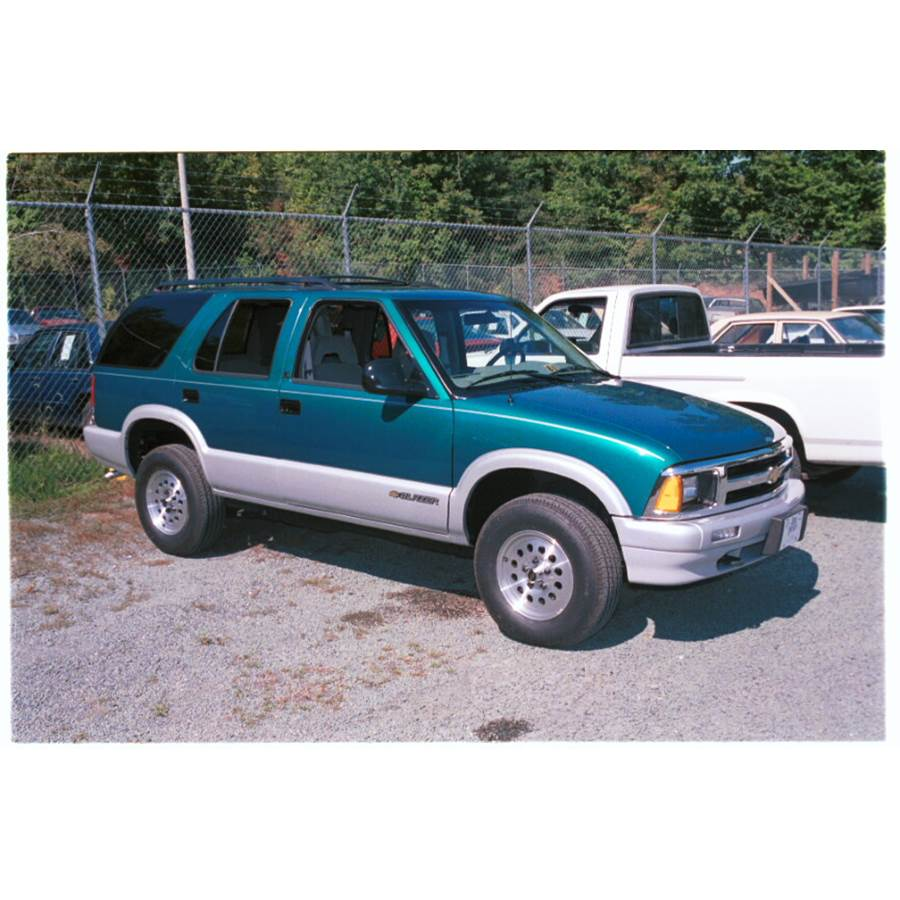 1995 GMC Jimmy Exterior