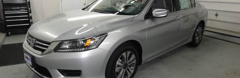 2016 Honda Accord Lx Find Speakers Stereos And Dash Kits That Fit Your Car