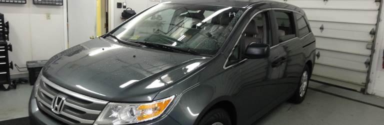 Honda Odyssey Audio Radio Speaker Subwoofer Stereo
