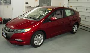 2010 Honda Insight Exterior