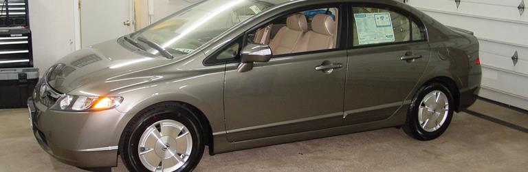 2010 Honda Civic Hybrid Exterior