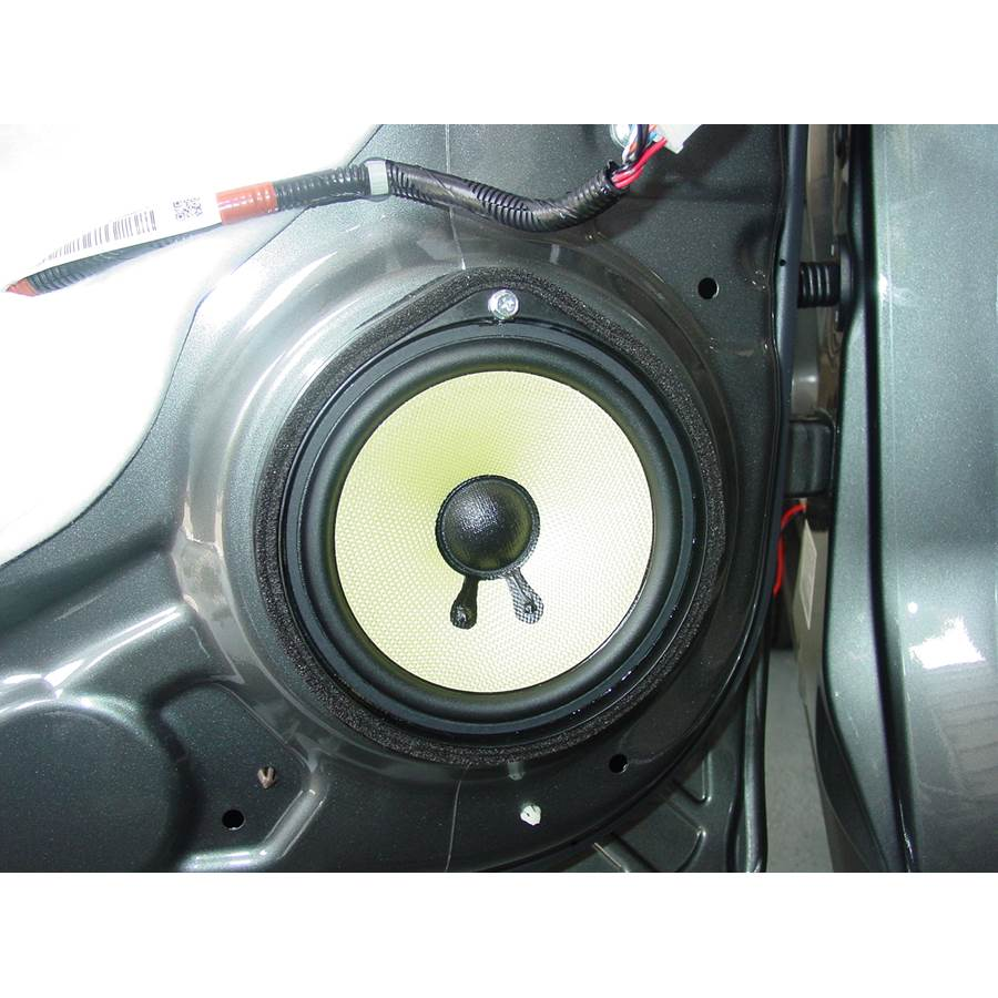2009 Honda Pilot Rear door speaker
