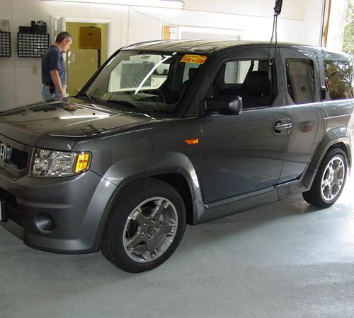 2009 Honda Element EX Exterior