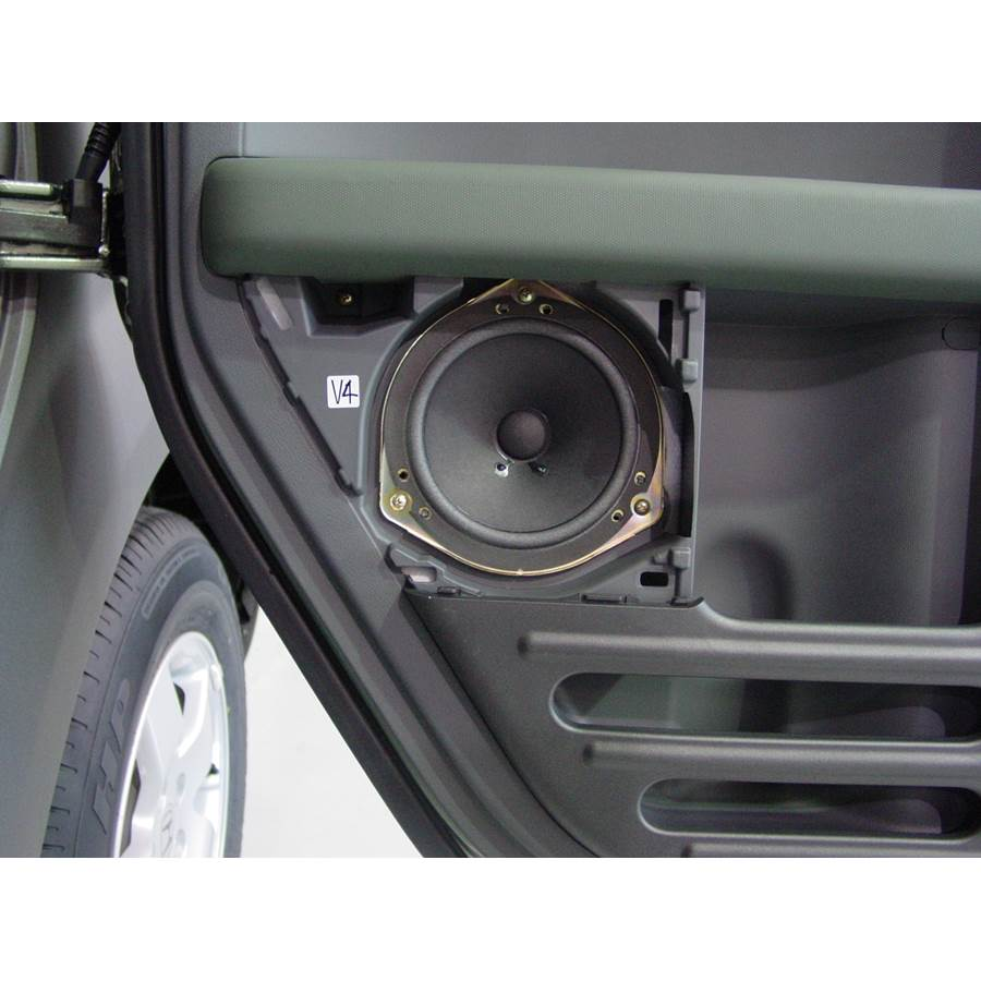 2005 Honda Element Rear door speaker