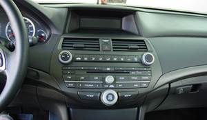 2011 Honda Accord LX-S Factory Radio
