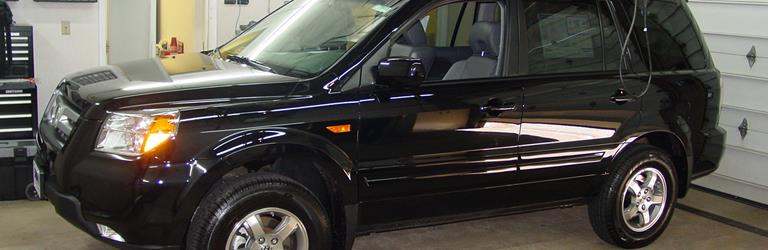 2008 Honda Pilot - find speakers, stereos, and dash kits that fit