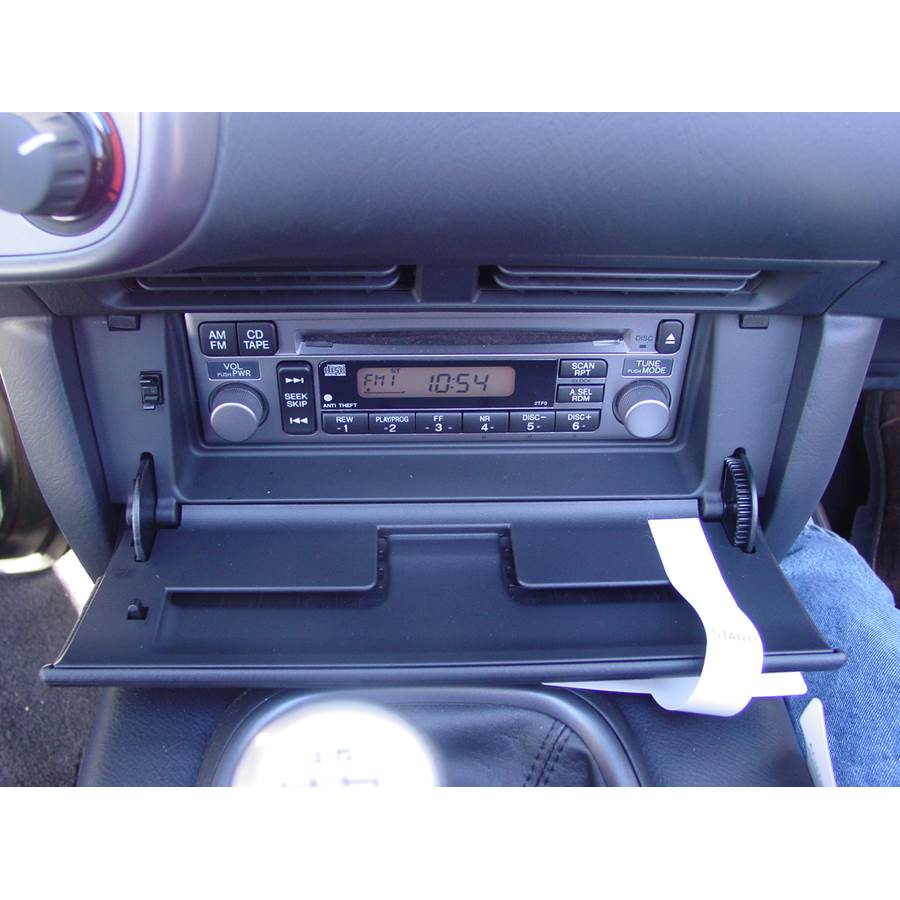 2003 Honda S2000 Factory Radio