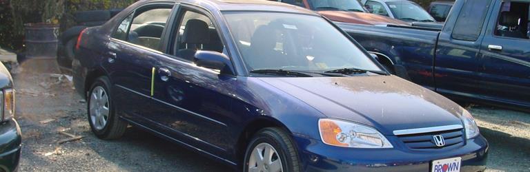 2004 Honda Civic Hybrid Exterior 2004 Honda Civic Hybrid Exterior