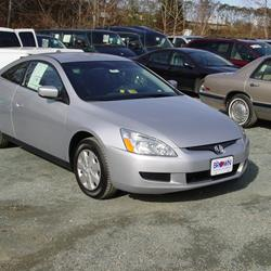 2007 Honda Accord LX Exterior