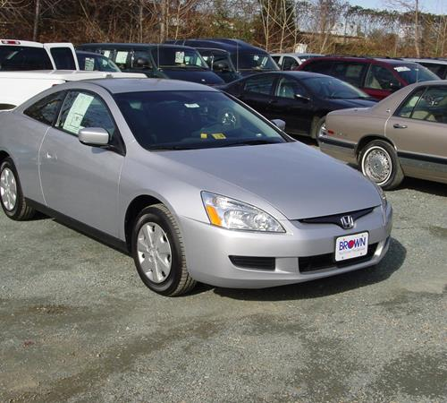 2006 Honda Accord EX Exterior