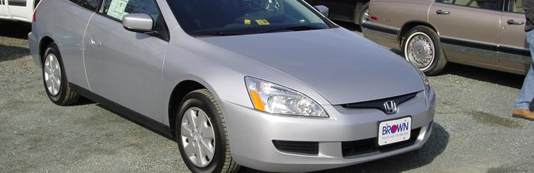 2003 Honda Accord LX Exterior